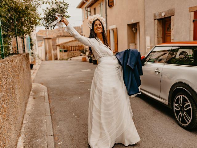 Le mariage de Thomas et Florence à Montesquieu-Lauragais, Haute-Garonne 16