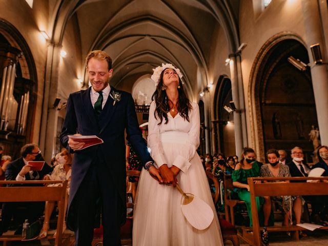 Le mariage de Thomas et Florence à Montesquieu-Lauragais, Haute-Garonne 26