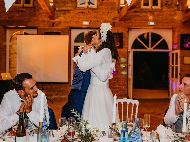 Le mariage de Thomas et Florence à Montesquieu-Lauragais, Haute-Garonne 77