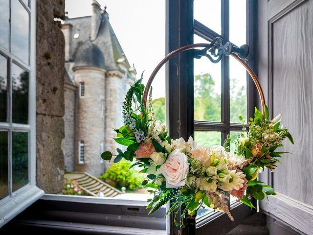 Le mariage de Thibaut et Hajard à Lannion, Côtes d'Armor 3