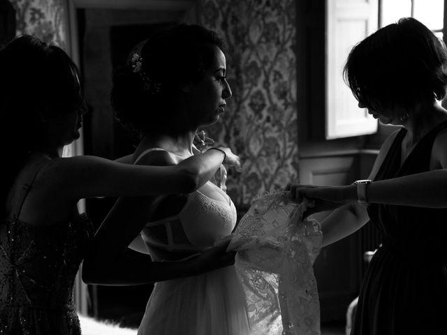 Le mariage de Thibaut et Hajard à Lannion, Côtes d'Armor 4