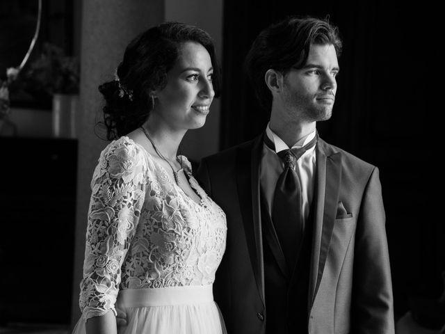 Le mariage de Thibaut et Hajard à Lannion, Côtes d'Armor 9