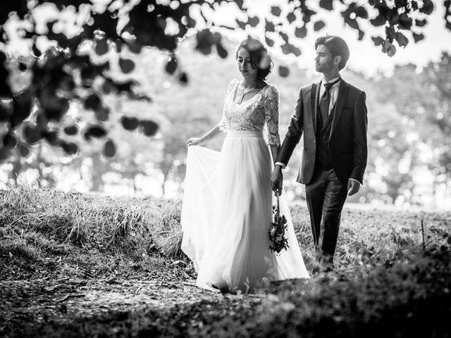 Le mariage de Thibaut et Hajard à Lannion, Côtes d'Armor 11