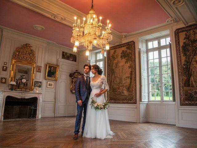 Le mariage de Thibaut et Hajard à Lannion, Côtes d'Armor 12