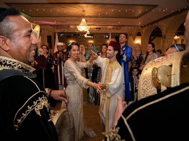 Le mariage de Thibaut et Hajard à Lannion, Côtes d'Armor 15