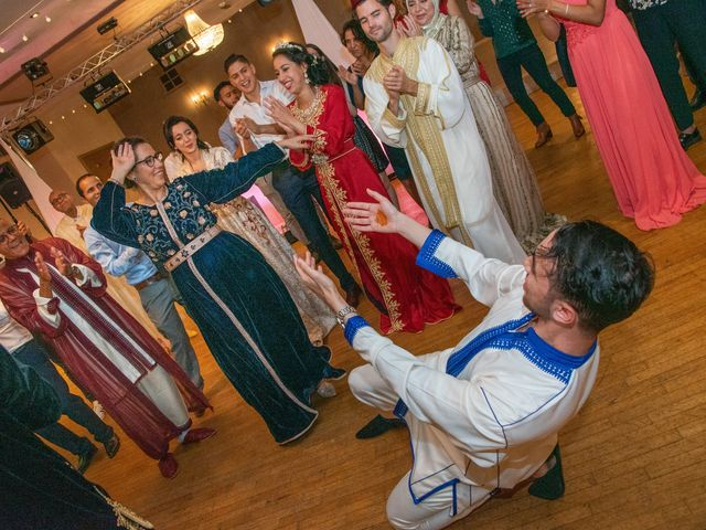 Le mariage de Thibaut et Hajard à Lannion, Côtes d'Armor 17