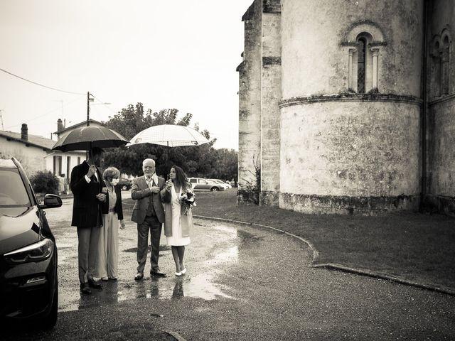 Le mariage de Patrice et Angélique à Cabanac-et-Villagrains, Gironde 2