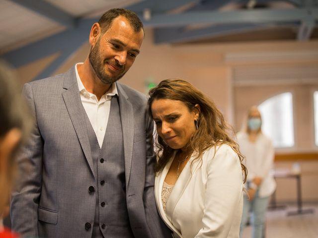 Le mariage de Patrice et Angélique à Cabanac-et-Villagrains, Gironde 4