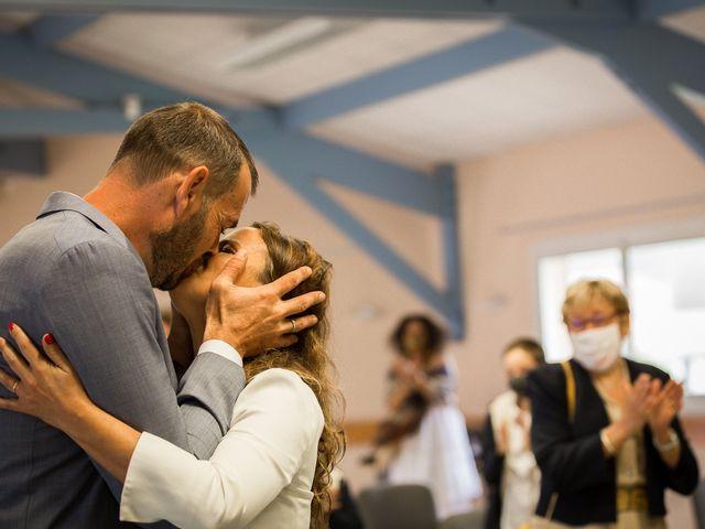 Le mariage de Patrice et Angélique à Cabanac-et-Villagrains, Gironde 8
