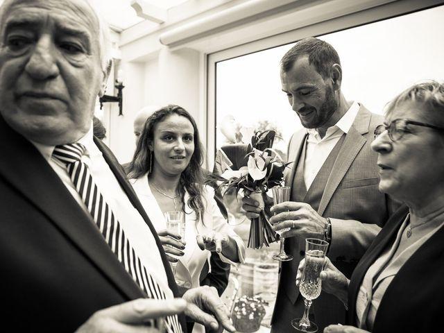 Le mariage de Patrice et Angélique à Cabanac-et-Villagrains, Gironde 15