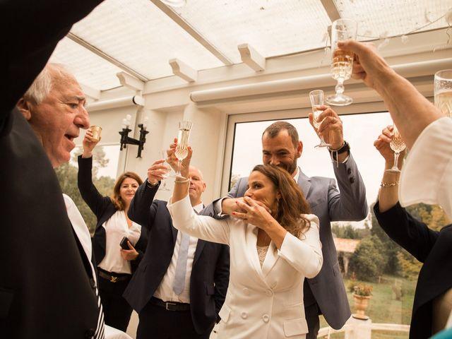 Le mariage de Patrice et Angélique à Cabanac-et-Villagrains, Gironde 16