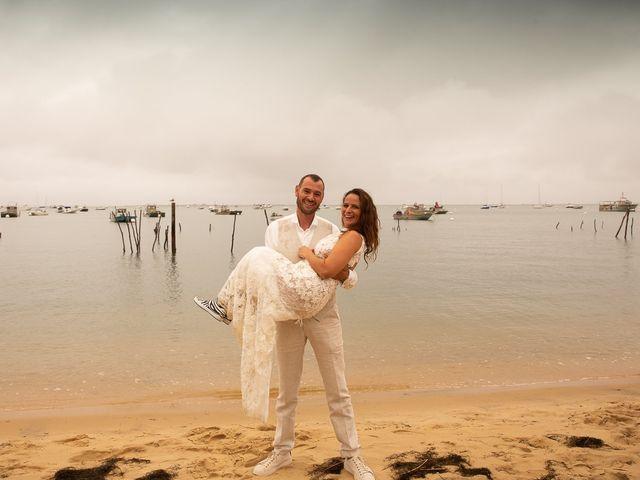 Le mariage de Patrice et Angélique à Cabanac-et-Villagrains, Gironde 32
