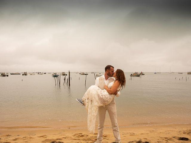 Le mariage de Patrice et Angélique à Cabanac-et-Villagrains, Gironde 33