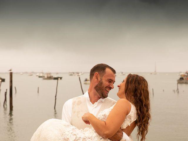 Le mariage de Patrice et Angélique à Cabanac-et-Villagrains, Gironde 34
