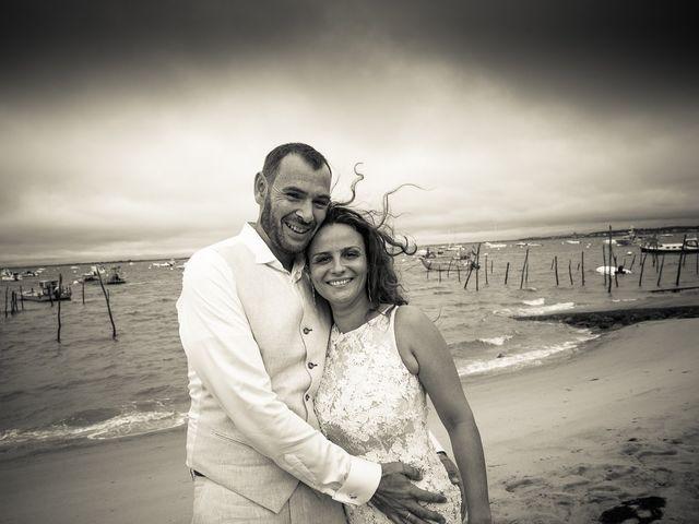 Le mariage de Patrice et Angélique à Cabanac-et-Villagrains, Gironde 40