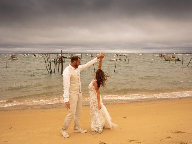 Le mariage de Patrice et Angélique à Cabanac-et-Villagrains, Gironde 48