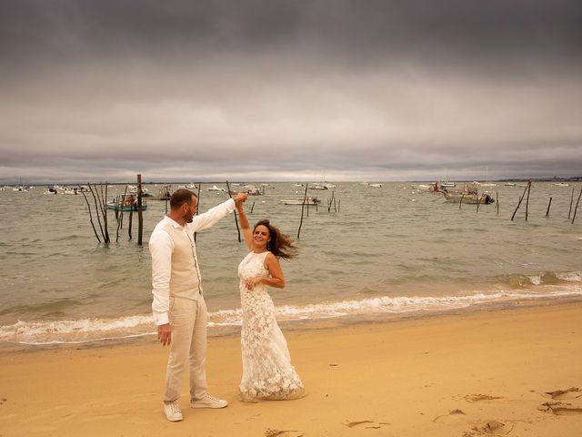 Le mariage de Patrice et Angélique à Cabanac-et-Villagrains, Gironde 49