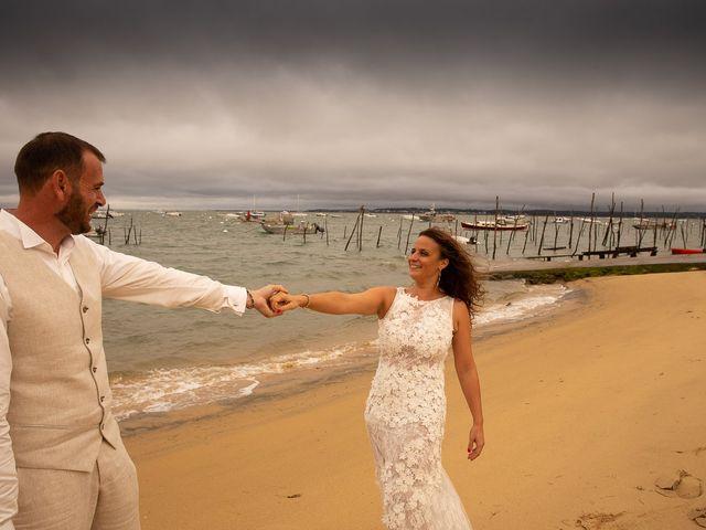 Le mariage de Patrice et Angélique à Cabanac-et-Villagrains, Gironde 50