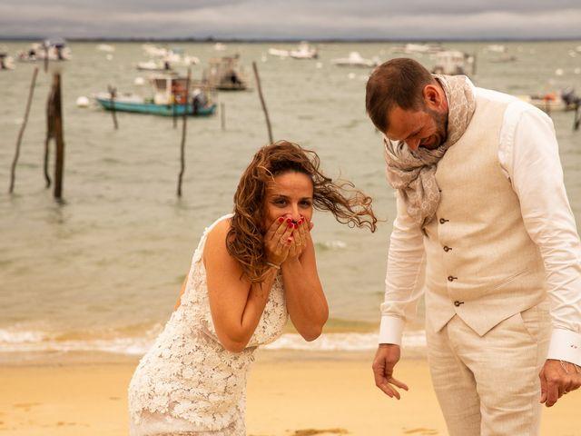 Le mariage de Patrice et Angélique à Cabanac-et-Villagrains, Gironde 54