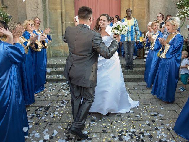 Le mariage de Christophe et Aurore à Florange, Moselle 5