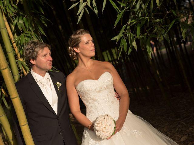 Le mariage de David et Coralie à La Rochefoucauld, Charente 22