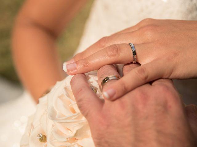Le mariage de David et Coralie à La Rochefoucauld, Charente 27