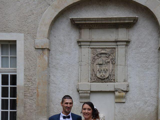 Le mariage de Sandra et Gérome à Castres, Tarn 1
