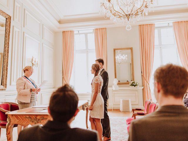 Le mariage de Séverin et Mathilde à Metz, Moselle 7