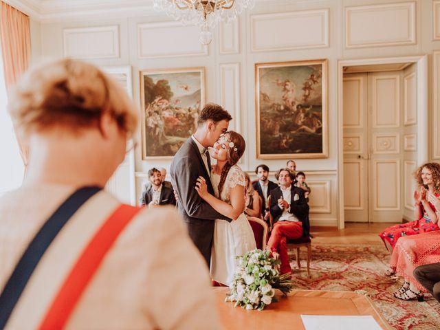 Le mariage de Séverin et Mathilde à Metz, Moselle 8