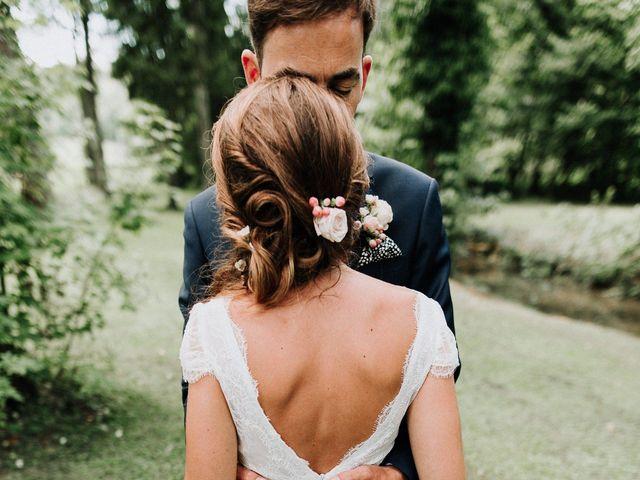 Le mariage de Séverin et Mathilde à Metz, Moselle 35