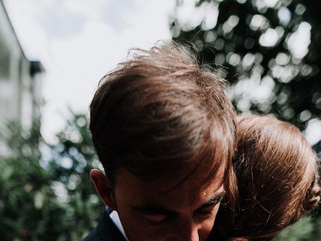 Le mariage de Mathilde et Séverin