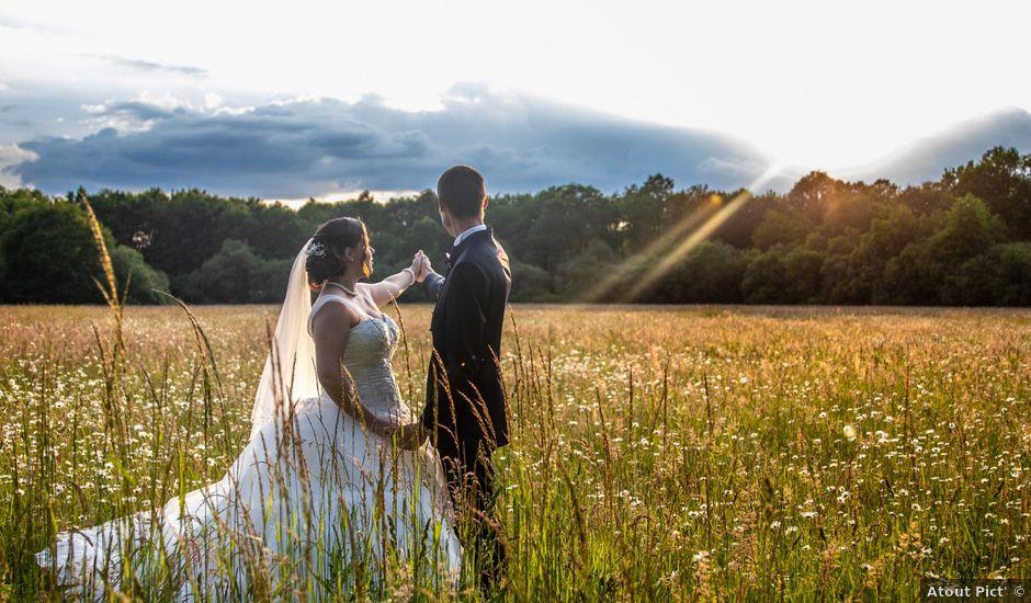 Le mariage de Blaise et Aurore à Fondettes, Indre-et-Loire