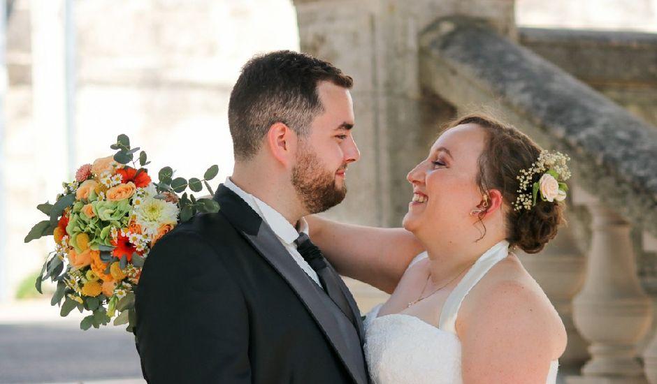 Le mariage de Guillaume  et Marine  à Angoulême, Charente