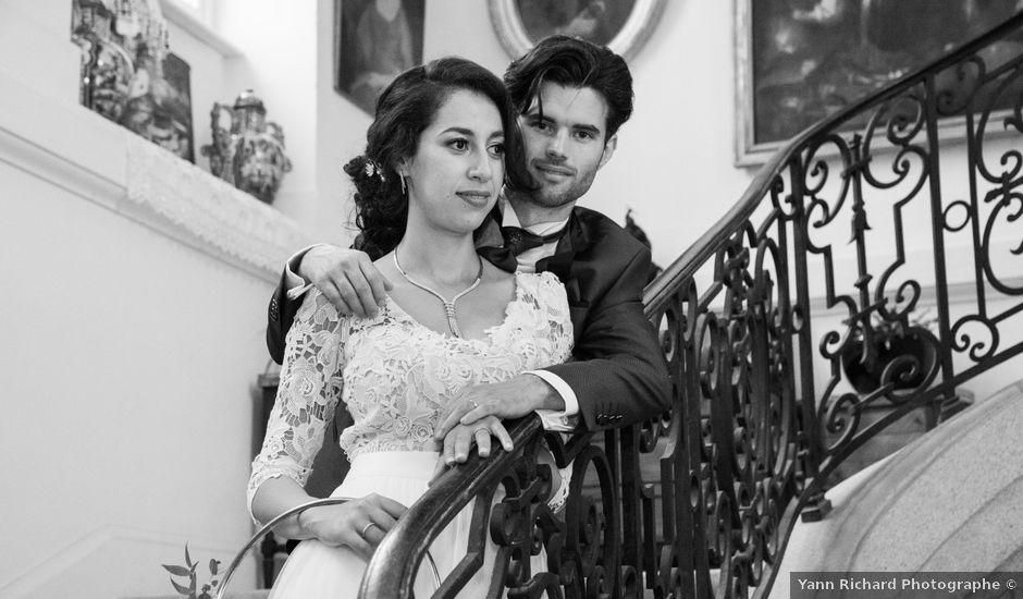 Le mariage de Thibaut et Hajard à Lannion, Côtes d'Armor