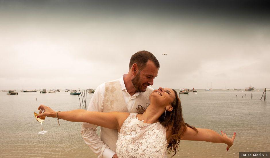 Le mariage de Patrice et Angélique à Cabanac-et-Villagrains, Gironde