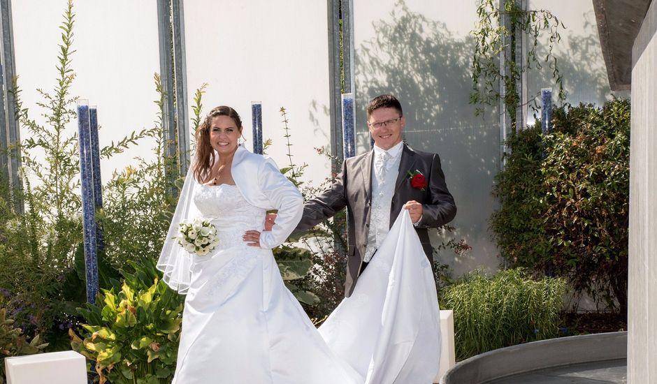 Le mariage de Christophe et Aurore à Florange, Moselle