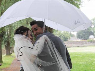Le mariage de Lindsay et Ilias
