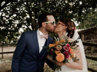 Le mariage de Catherine et Flavien