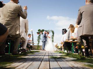 Le mariage de Stéphanie et Simon
