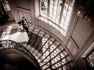 Le mariage de Elena et Antoine