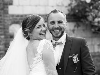 Le mariage de Aurore et Damien
