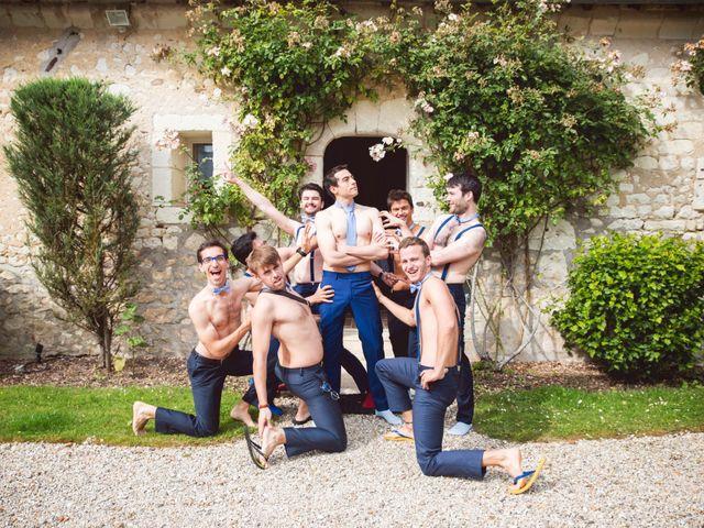 Le mariage de Alexandre et Isabelle à Tours, Indre-et-Loire 6