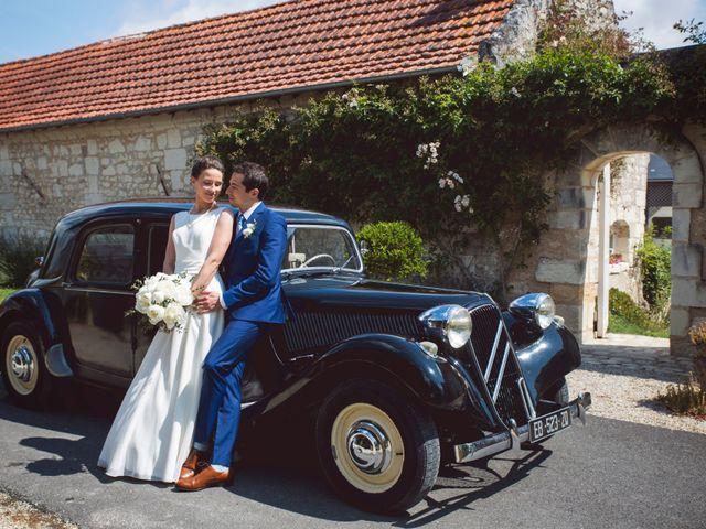 Le mariage de Alexandre et Isabelle à Tours, Indre-et-Loire 18