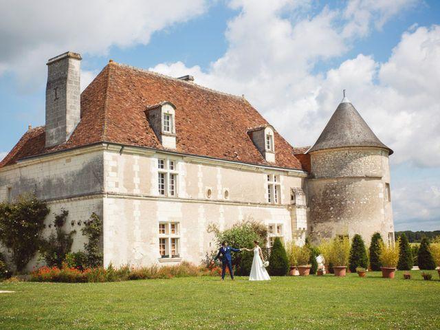 Le mariage de Alexandre et Isabelle à Tours, Indre-et-Loire 21