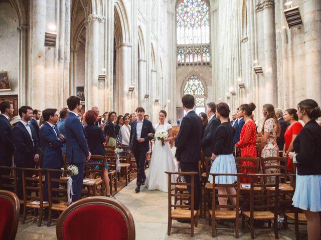 Le mariage de Alexandre et Isabelle à Tours, Indre-et-Loire 29