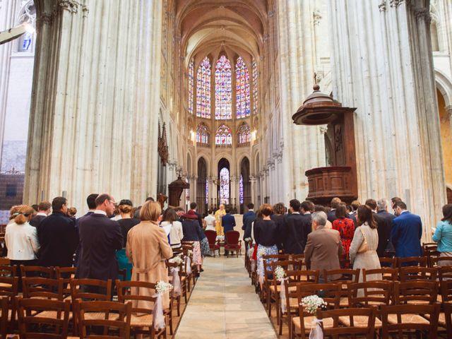 Le mariage de Alexandre et Isabelle à Tours, Indre-et-Loire 30