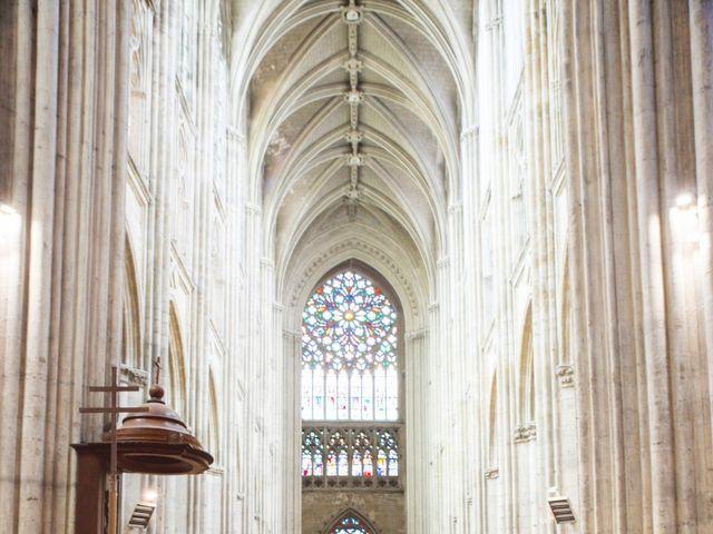 Le mariage de Alexandre et Isabelle à Tours, Indre-et-Loire 31