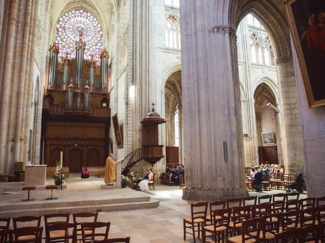 Le mariage de Alexandre et Isabelle à Tours, Indre-et-Loire 32