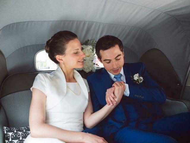 Le mariage de Alexandre et Isabelle à Tours, Indre-et-Loire 35