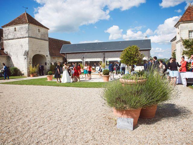 Le mariage de Alexandre et Isabelle à Tours, Indre-et-Loire 45